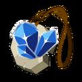 Turquoise Amulet