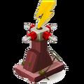 Ebony Lightning Thrower