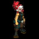 Masqueraider Female