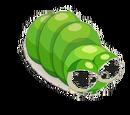 Larva Verde