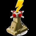Tengu Snowfoux Lightning Thrower