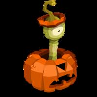 Worm-O'-Lantern