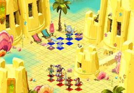 Versandeter Dungeon Raum 5
