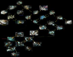 Barracks of the Day Without End - Map