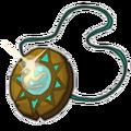 Sinuous Amulet