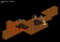Dreggon Dungeon First Room(Tactical)