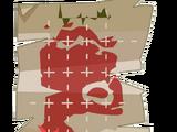 Dark Miners' Treasure Map