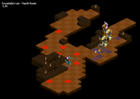 Dreggon Dungeon Fourth Room(Tactical)