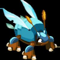 Blue Scaraleaf