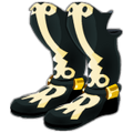 Queen of Thieves' Boots