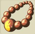 Daggero's Red Necklace