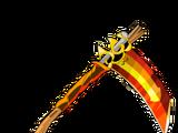 Blord Warrior's Cursed Scythe