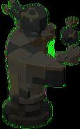 Rogue Statue