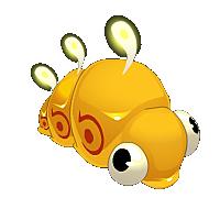 Yellow Larva