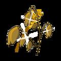 Gold-Bearing Oats