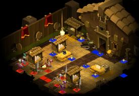 Tofu-Dungeon Raum 1