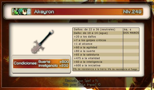 Akeyron