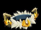 Cinturón del Jalamut Real