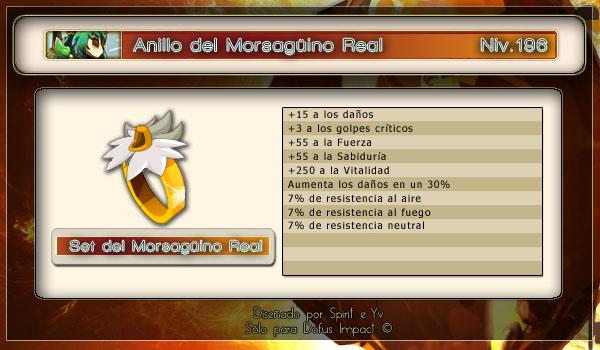 Anillo Morsagüino real