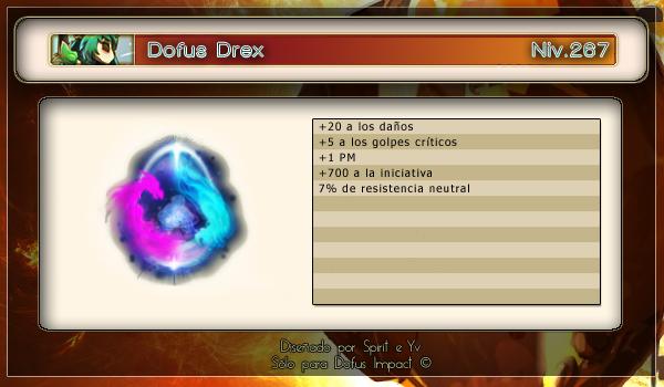 Dofus Drex