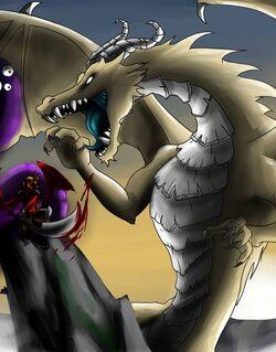Dardondakal dragon elemental by marisss shonen ai-d5mo8tt