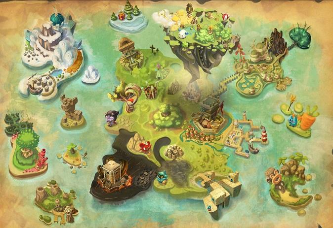 Mundo de los doce