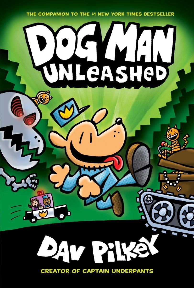 dog man book 3