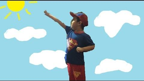 I AM SUPERMAN!!!