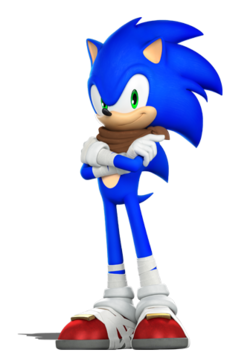 Sonic the Hedgehog Sonic Boom