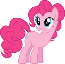 Pinkie pie is pleased vector by mr blitz-d6qshbl
