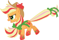 Rainbow power applejack by whizzball2-d7i1rtq (1)