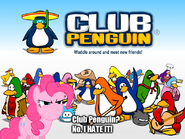 What MLP FiM says to club penguin