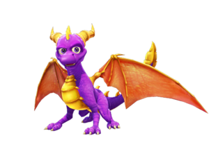 Spyro render by arcania