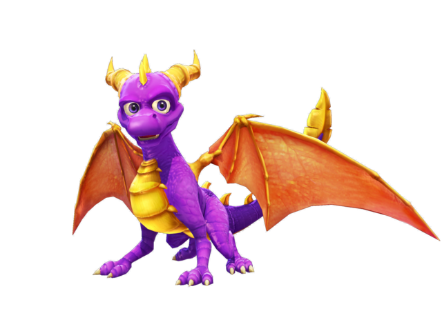 File:Spyro render by arcania.png