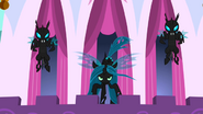 640px-Queen Chrysalis about to fly S2E26
