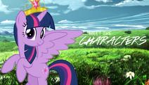 Charactersheader