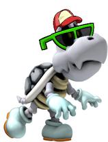 Flashbolt in Mario Enemies form