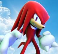 Characters page knuckles