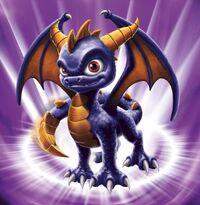 Spyro in skylanders