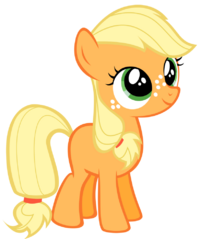 My little ponyes applejack54
