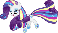 Rainbow power rarity by whizzball2-d7i90p2