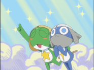 Keroro and dororo