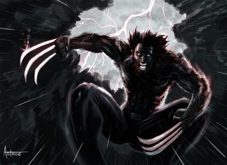 Wolverine fan art by dr manhttan-d8v2ifj