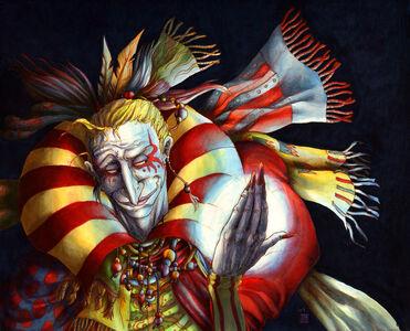 Kefka FF6 by el roacho