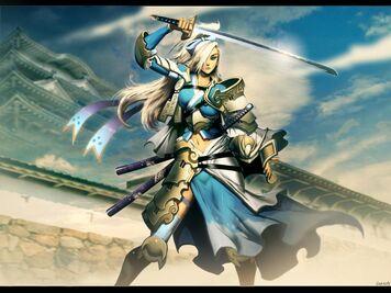 L5r crane samurai by genzoman