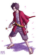 Mugen samurai champloo by mimscosta-d7ugnpp