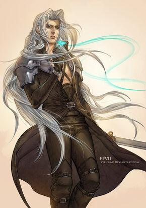 Sephiroth by virus ac-d89wz89