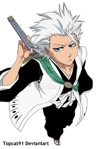 Toshiro finished by topcat91-d3hx0y4