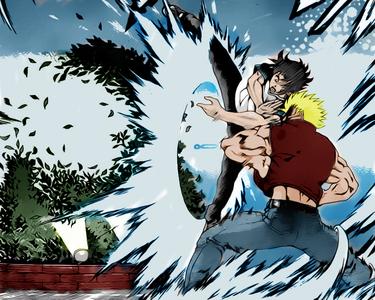 Cho fighting