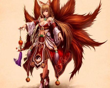 Kitsune Physiology | Dogs of War Wikia | FANDOM powered by ...